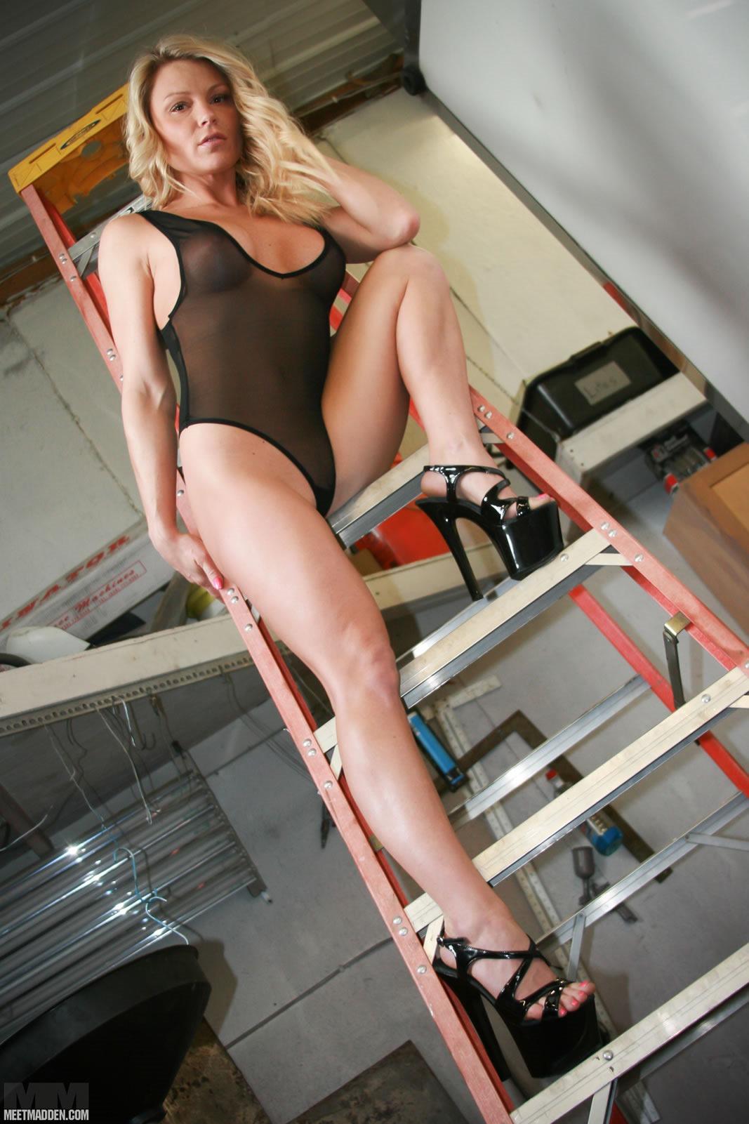 Sheer Ladder - Fine Hotties - Hot Naked Girls, Celebrities ...