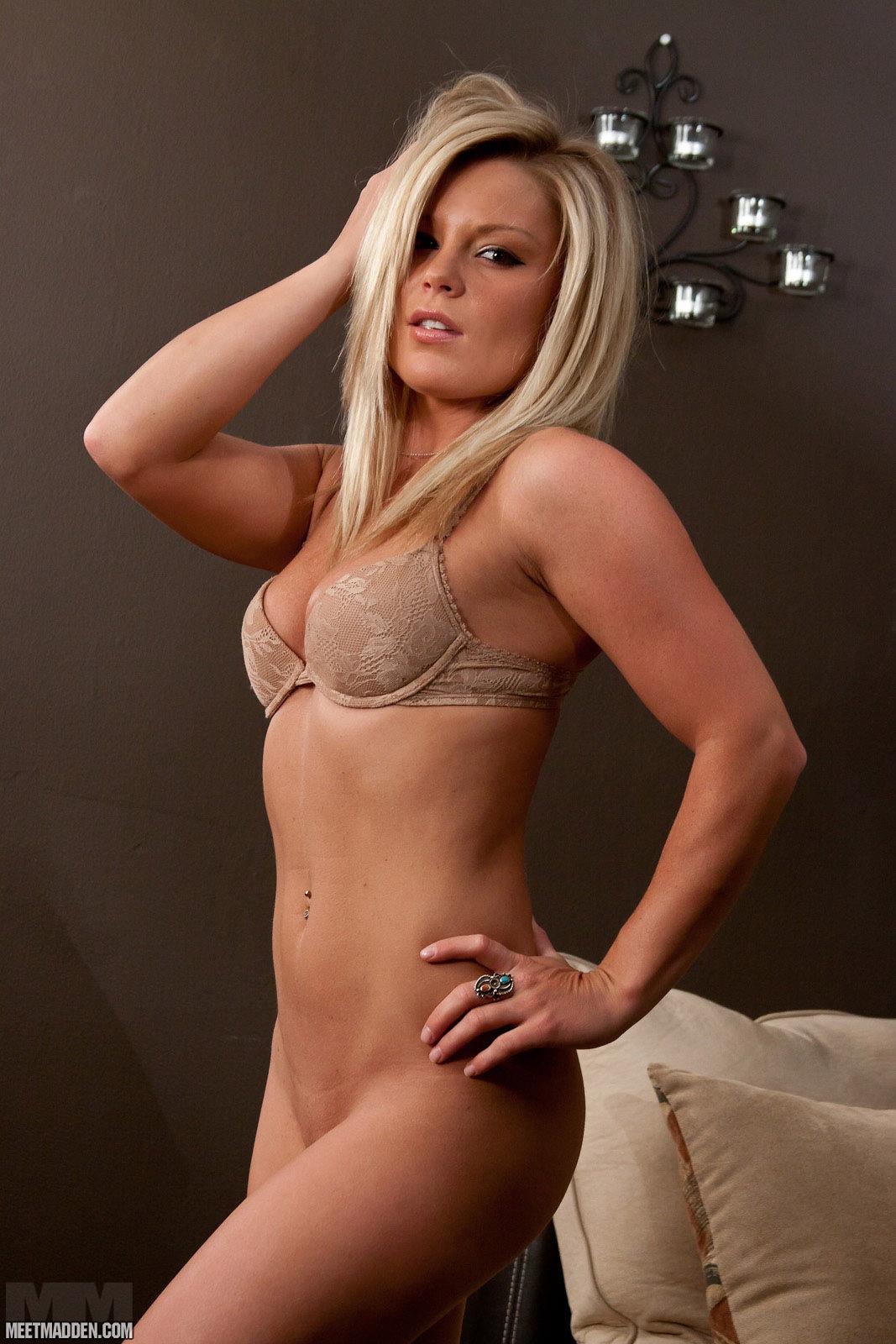 hot nude meet madden cowgirl